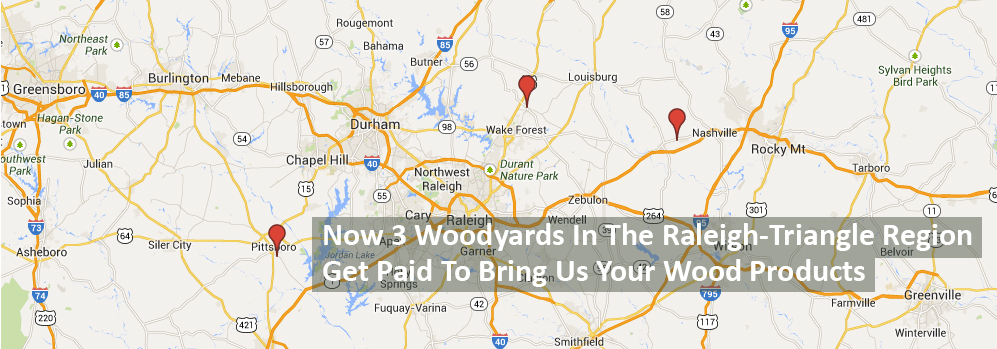 Hunt Forest Resources   Forestry Management   NC Woodyards  